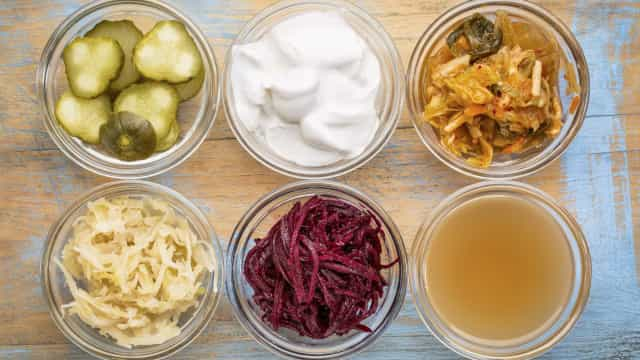 Healthy probiotic foods your body needs