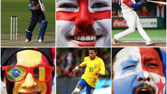 Scopri lo sport più popolare per ogni paese