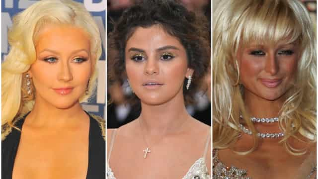 Thirty times celebrities got their fake tan really, really wrong