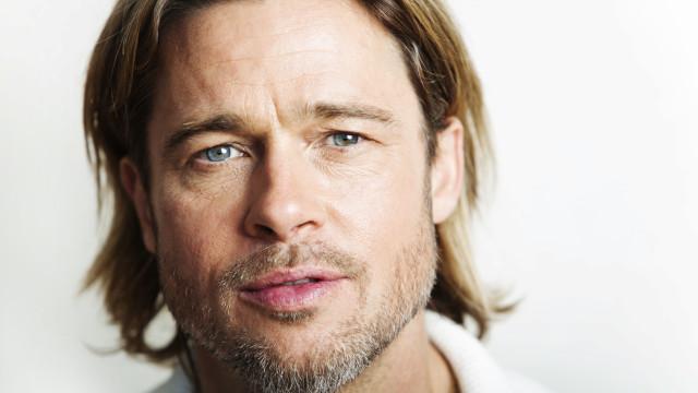Brad Pitt nega que tenha ajudado vítimas de tragédia para ganhar fama