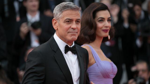 George e Amal Clooney rebatem rumores de divórcio