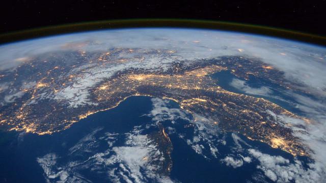 Meravigliose fotografie scattate dallo spazio