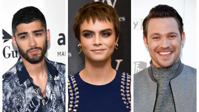 The celebrities raising awareness about mental health