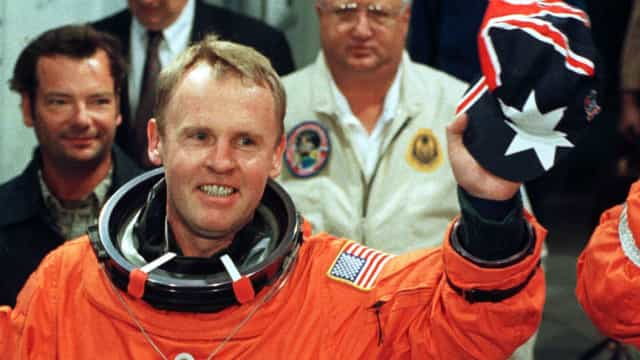 Moon landing anniversary: Australians...in space!