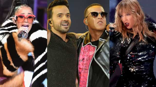 La lista completa delle nomination ai Billboard Music Awards 2018
