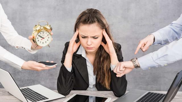 ¿Es tu trabajo de los más o los menos estresantes?