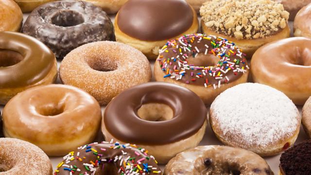 Bei diesem Roadtrip sind die Donuts das Ziel