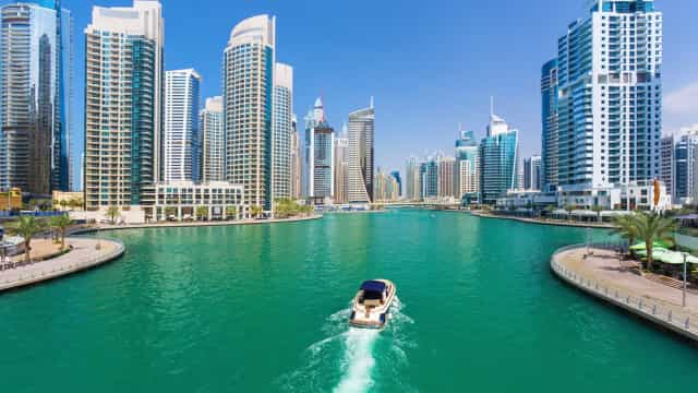 Ongelooflijke vakantiebestemmingen in het Midden-Oosten