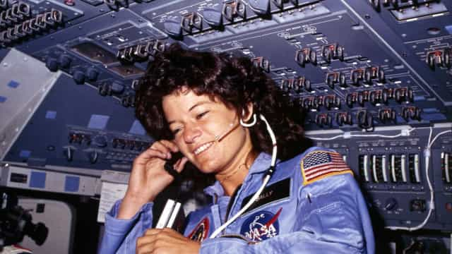 Out of this world: Sally Ride's space travel legacy continues