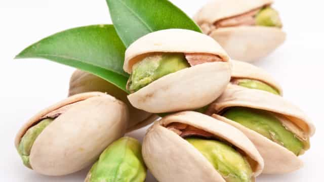 "These Italian pistachios are ""green gold"""
