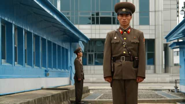 What is it like to dine at a North Korean restaurant?