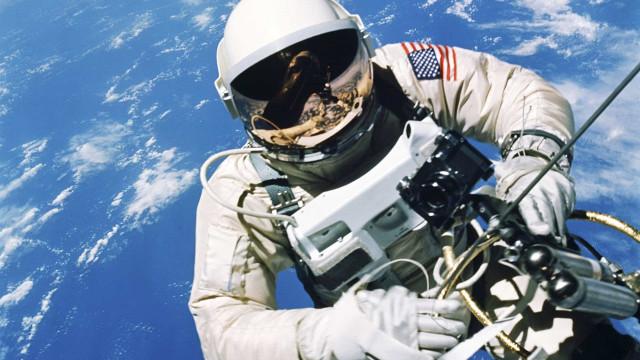 ¿Qué hacen los astronautas 'allí arriba'?