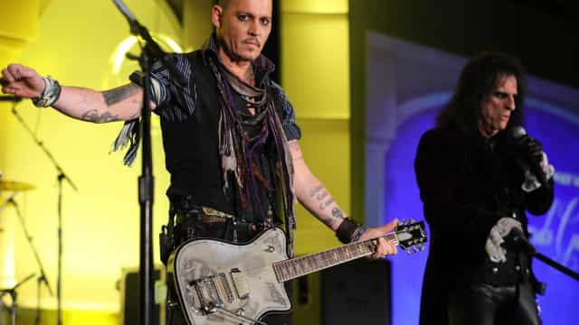 El camaleón de Hollywood: ¡Todos los looks de Johnny Depp!