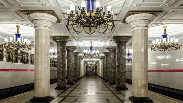¿Cuáles son las estaciones de metro más bonitas del mundo?
