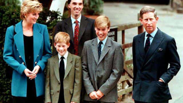 Harry y William, legado vivo de la princesa Diana
