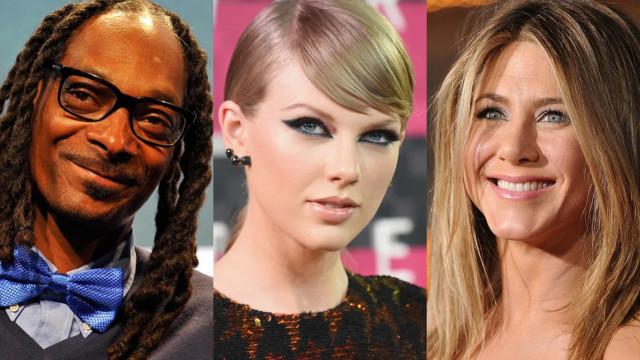 As celebridades que adoram reality shows