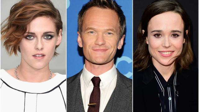 Ketkä suosikkihahmoistasi ovat HLBT-näyttelijöiden esittämiä?