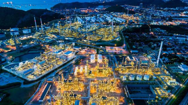 Fotografía: los paisajes industriales también son espectaculares
