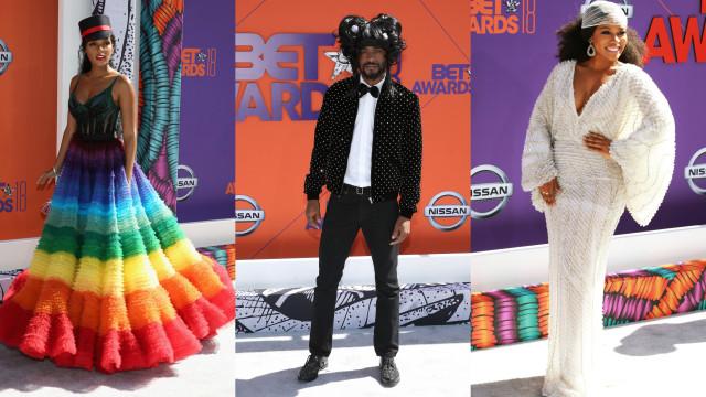 BET Awards 2018: De bedst (og værst) klædte