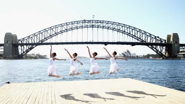 The beauty of Australian ballet in pictures