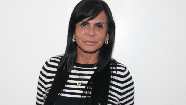 Gretchen diz levar uma vida simples em Mônaco: 'Lavo, passo e cozinho'