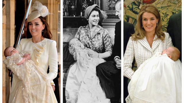 전세계 왕실 세례식의 사랑스러운 모습들