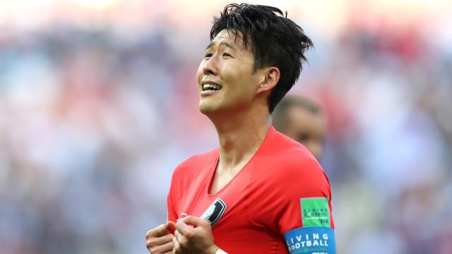 사진으로 보는 월드컵 한국대표팀의 주요 경기들