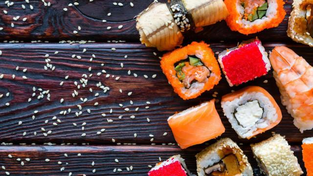 Cuisine: l'art du sushi