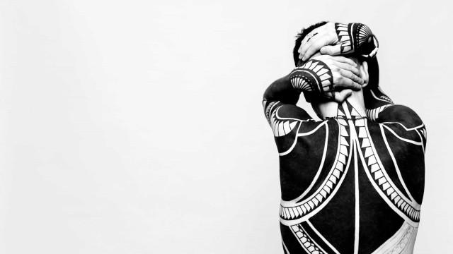 Blækkunst: Smukke portrætter af mennesker med tatoveringer