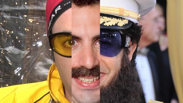 Sacha Baron Cohen's craziest characters