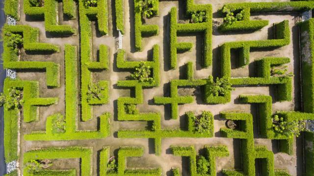 Os labirintos mais belos e misteriosos do mundo!