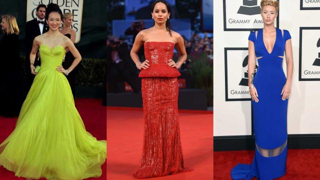 Armani non sbaglia mai: ecco i vestiti più belli sfoggiati sui Red Carpet