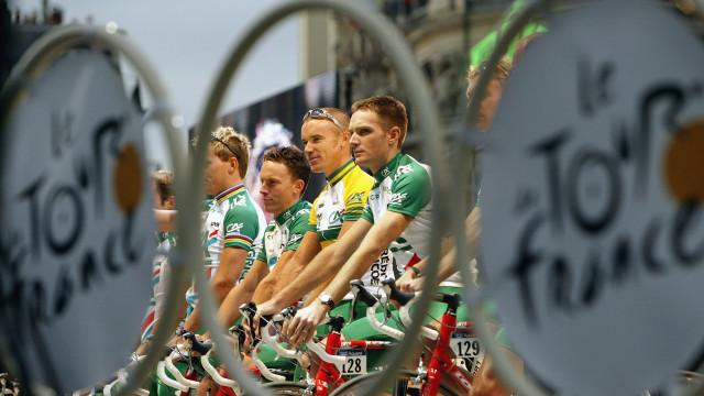 Tour de France: les plus beaux clichés de tous les temps