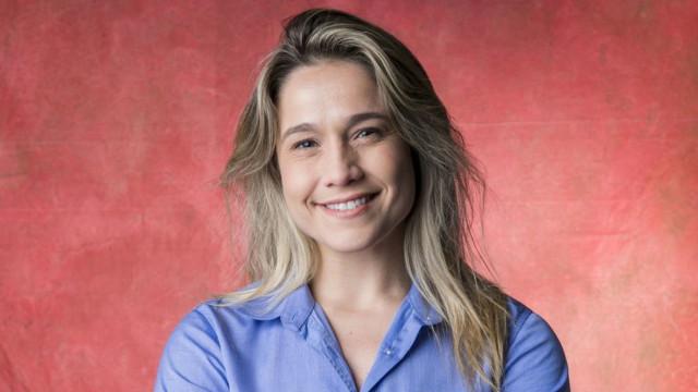 Globo planeja deixar Fernanda Gentil na geladeira até a metade do ano