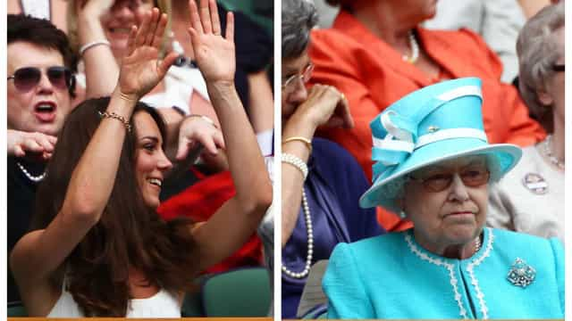 The best royal reactions spotted at Wimbledon