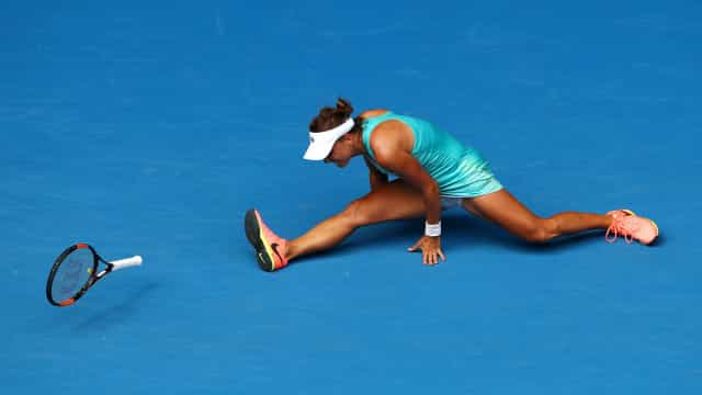 Spectacular Aussie falls in the spotlight