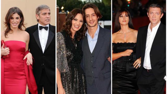 Gli ex-amori delle star: ricordi chi sono?