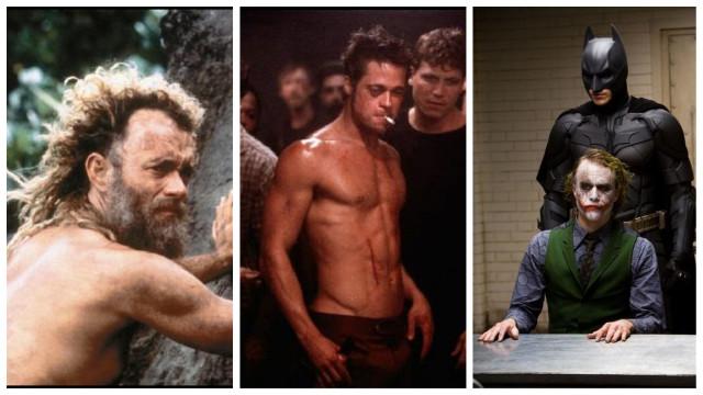 Skådespelare som förberett sig för roller med extrema metoder