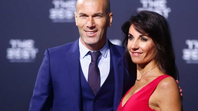 L'histoire d'amour de Véronique et Zinedine Zidane