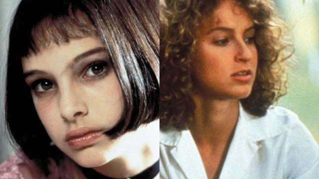 Os atores que eram demasiado novos ou velhos para as personagens