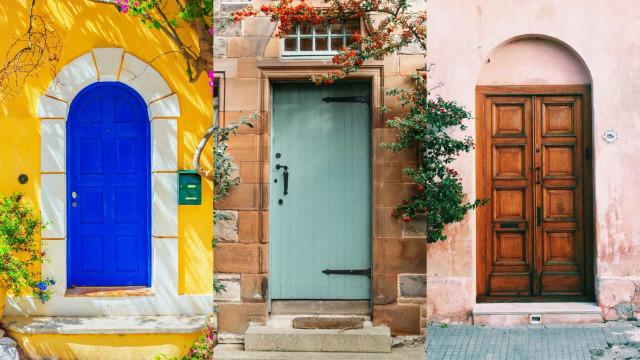 世界中の非常に美しい扉