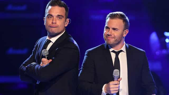 Gary and Robbie: their rocky relationship through the years