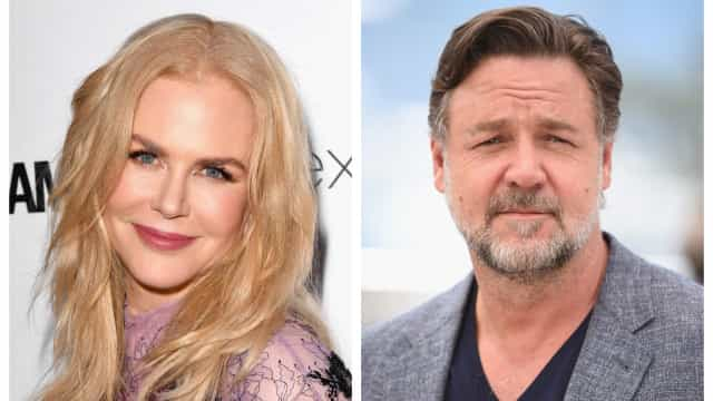 Nicole Kidman and Russell Crowe star in 'Boy Erased'