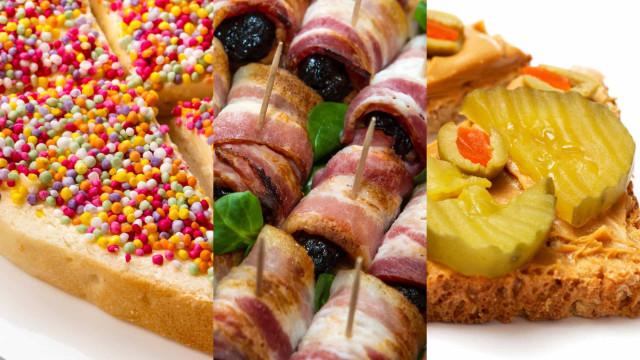 As estranhas mas deliciosas combinações alimentares
