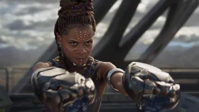 Little sister in 'Black Panther' gets comic books series