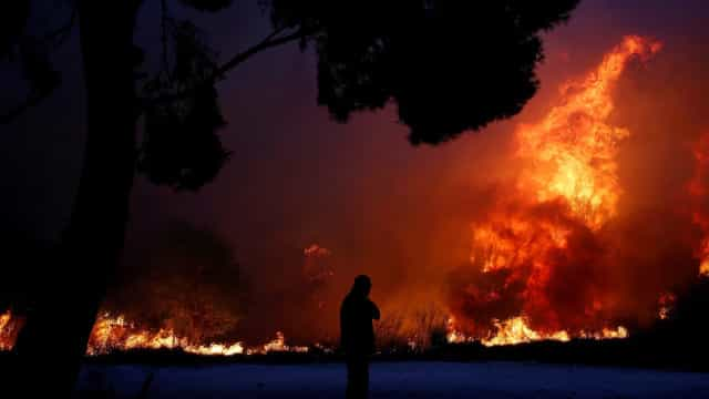 The world's most catastrophic wildfires
