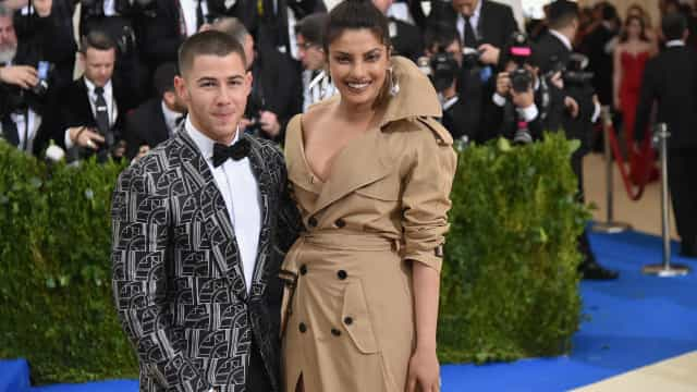 Cerimônia de casamento de Nick Jonas e Priyanka Chopra será três dias