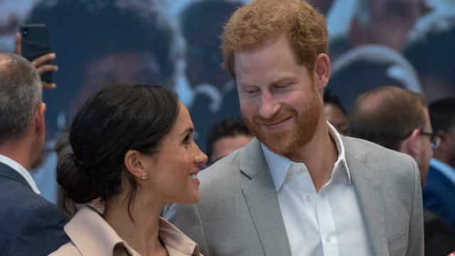 Harry and Meghan: the look of love
