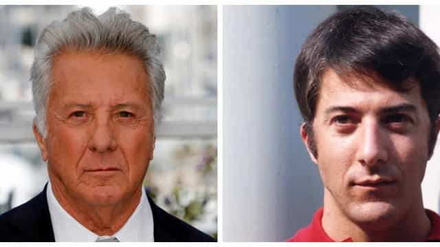 The many faces of Dustin Hoffman throughout his 81 years
