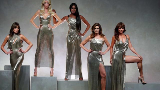 Le muse di Gianni Versace: ecco chi erano le sue modelle preferite
